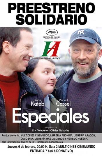 Cartel Especiales