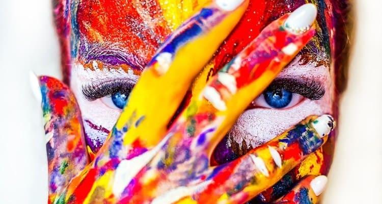 Mirada de colores